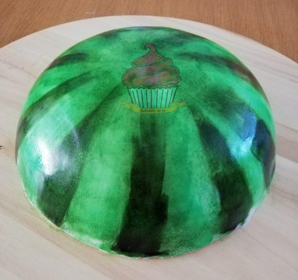 paisley watermeloencake 400 gram 2