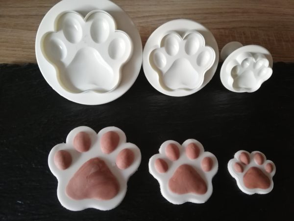 pme paw plunger cutter set of 3 2