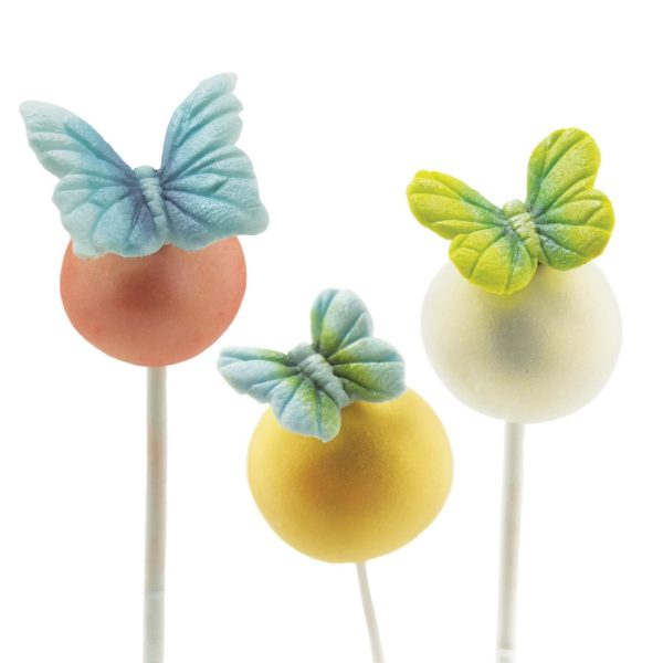 blossom sugar art Butterfly Multi Set 3