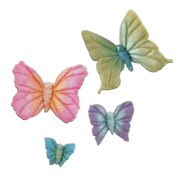 blossom sugar art butterfly collection 2