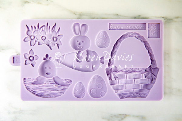 karen davies easter cookie mould 1