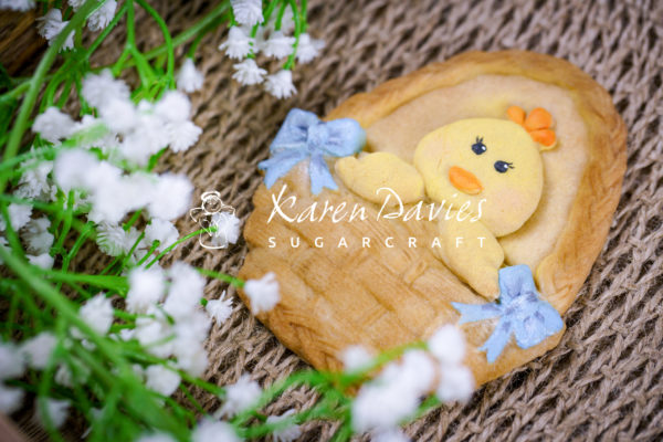karen davies easter cookie mould 7