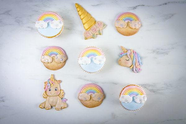 karen davies unicorn cookie mould 2