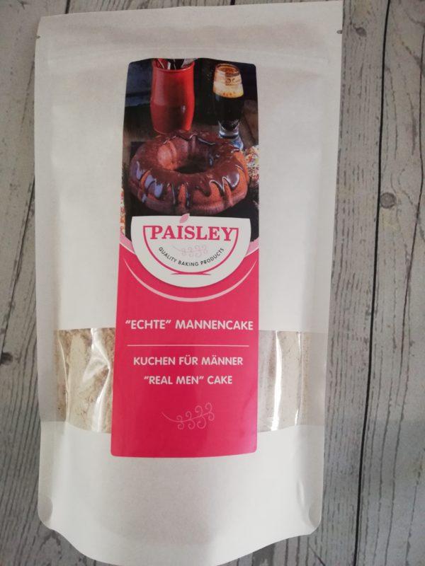 paisley echte mannencake